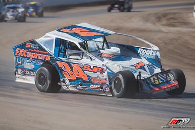 Super Dirt Week XLVIII - October 11, 2019 -  Practice and Time Trials - Matt Sullivan