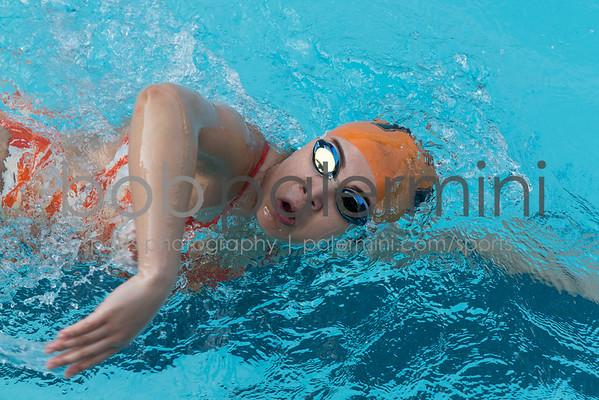 Oxy Swim vs Cal Lu 1-16-16