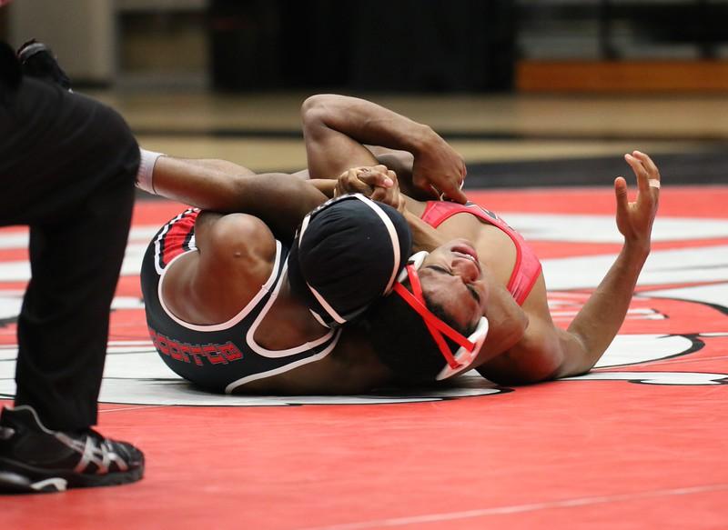 Wrestling defeats VMI 31-9 in season home opener Wednesday night. Cortez Starkes takes down Dalton Henderson (VMI), 7-0 – 3-0