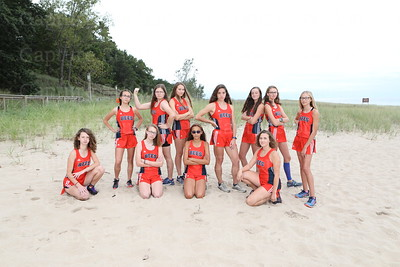 2018 Cross Country Girls