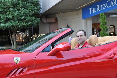 Ferrari Test Drive