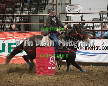 Broncs and Honky Tonks Barrel Racing 2016