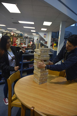 2018 Library Games