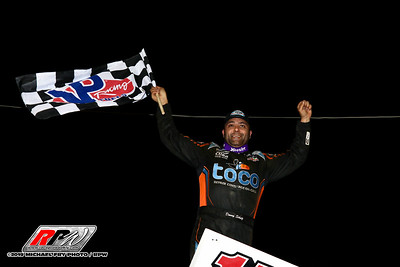 Port Royal Speedway - World Of Outlaws - 10/25/19 - Michael Fry