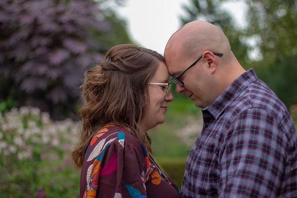Paige & Sean Engagement