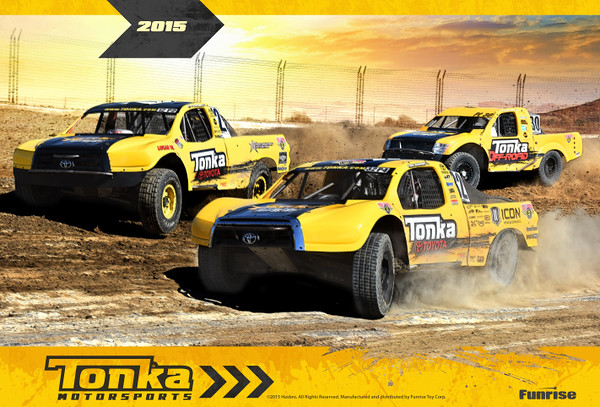 Tonka 2015 fan poster photos by snm-media