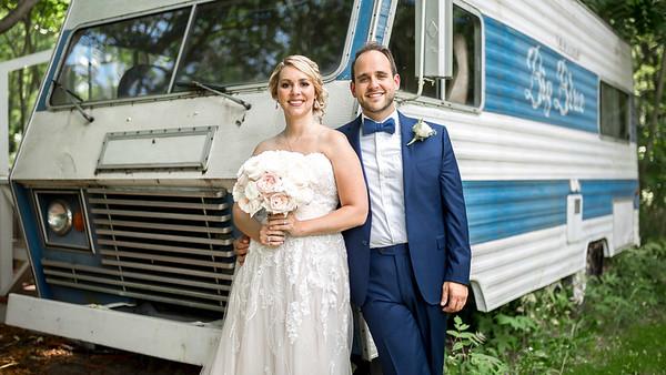 Lisa & Garrett Wedding