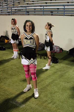 CHS Varsity Cheer October 31, 2008