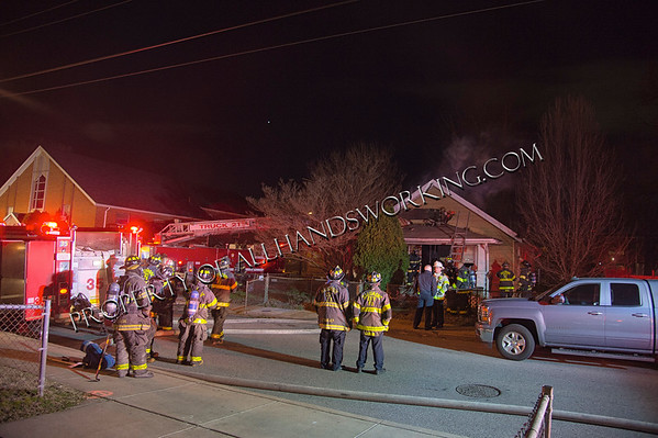 Baltimore 3710 West Bay Rd. dwelling fire