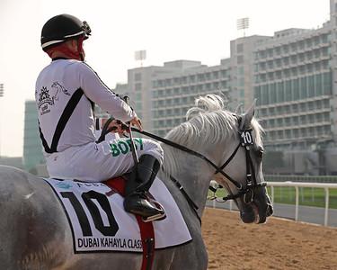 2 Dubai Kahayla Classic (Gr1PA) 2000m