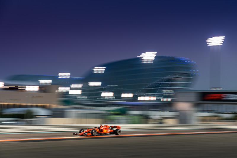 Sebastian VETTEL, UAE/Abu Dhabi, 2019