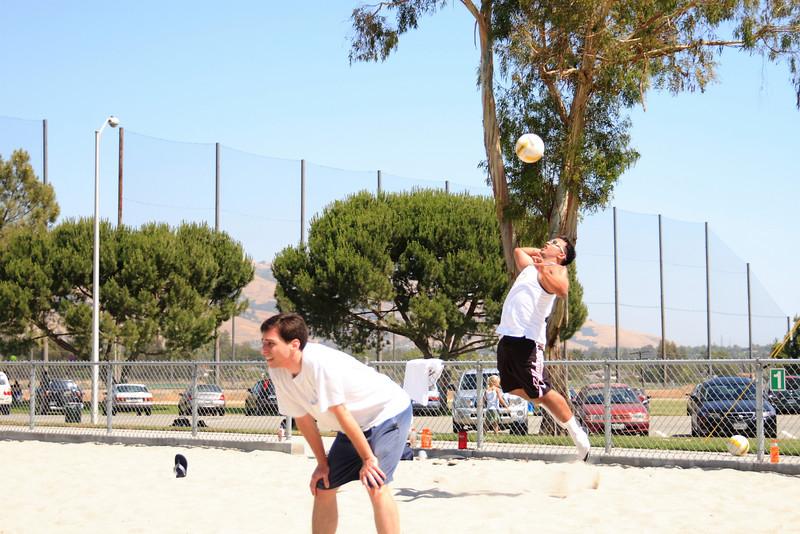 Volleyball Friends