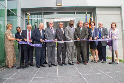 School of Business Building Ribbon Cutting