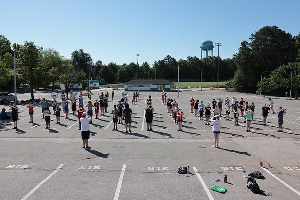 2021-06-16 Mini Band Camp, 3 Days