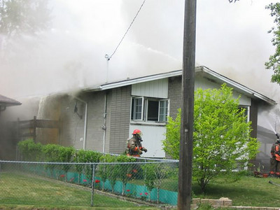 June 9, 2005 - 2nd Alarm - 52 Bainhart Cres.