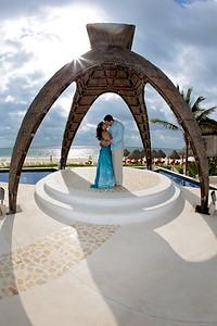 Kerry & Patrick Cancun Wedding 684