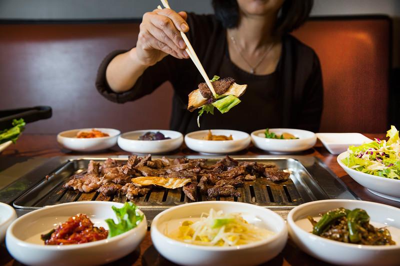 Hae Song Korean BBQ Food Photos