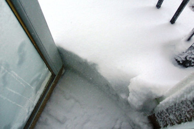 Jim's March 2008 Snowstorm