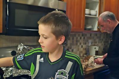 Lucas is 11!