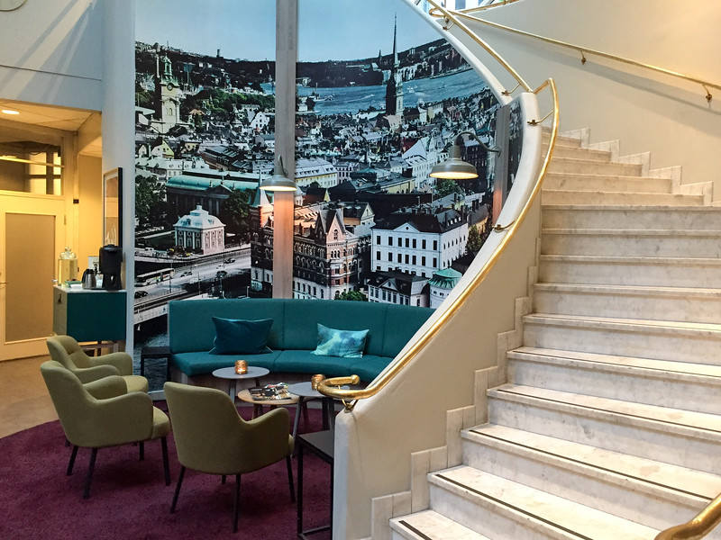 Central Hotel in Stockholm