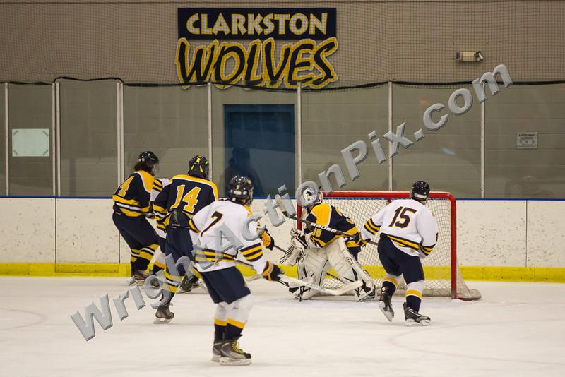 2012 Clarkston Hockey