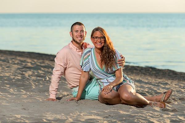 Christina and Vince