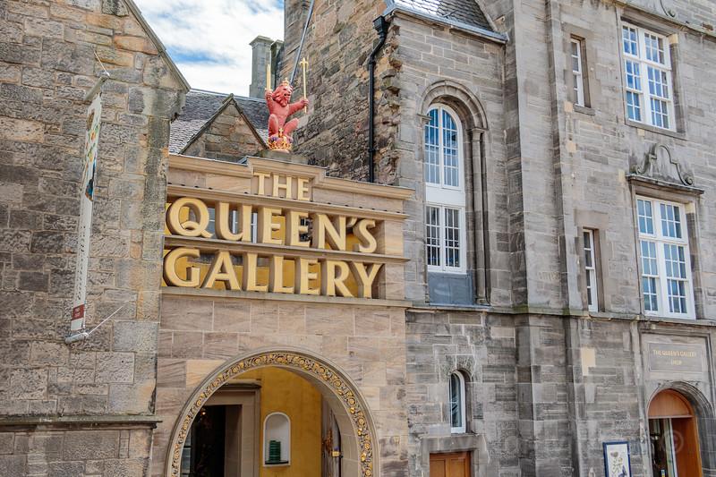 Visit Holyrood Edinburgh Scotland