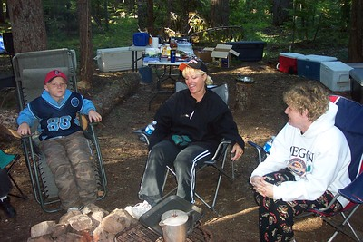CAMPING 4TH OF JULY