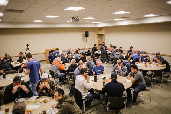 February Men's Workshop