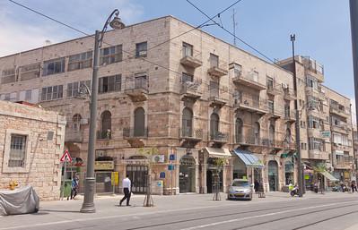 Jerusalem April 2011