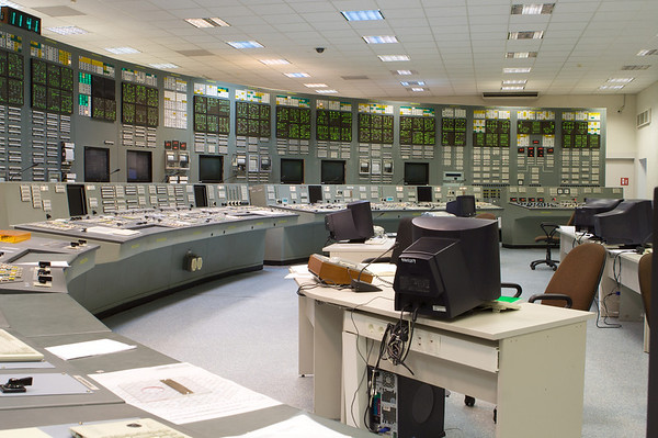 Control Rooms