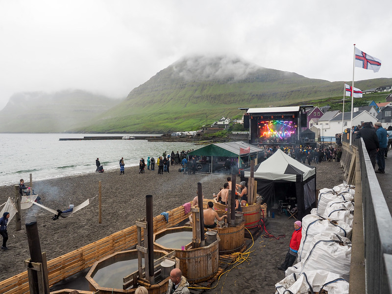 G! Festival in Gøta, Faroe Islands