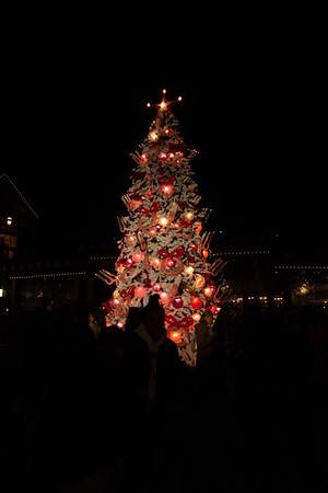 Balboa Park - December Nights 2018