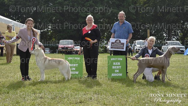 Honley Agricultural Show