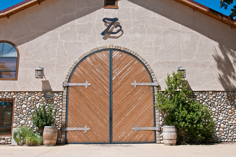 Our first stop for wine tasting was at Zenaida Cellars. The wines were OK but the person pouring was very nice. I bought a bottle cuz we were the only ones there and got great service!