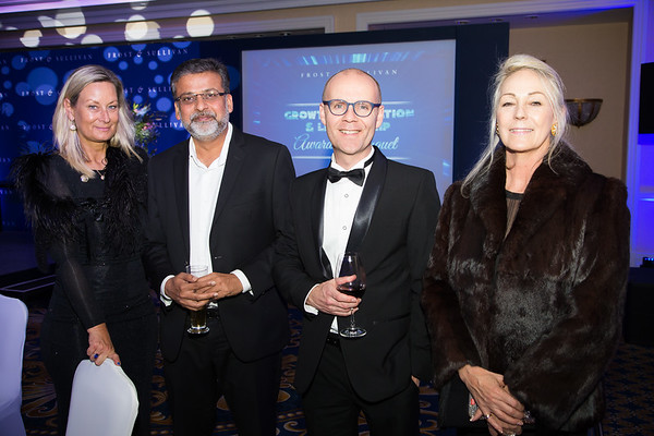 Growth, Innovation & Leadership Awards Banquet - September 13, 2018, Cape Town South Africa
