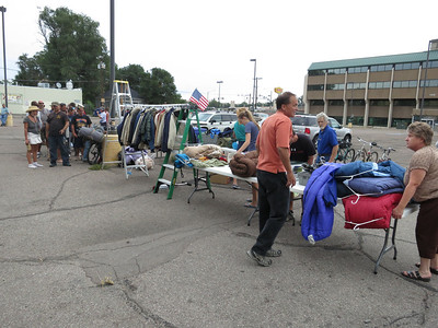 St Mike's Collection for the Homeless, 8/27/12