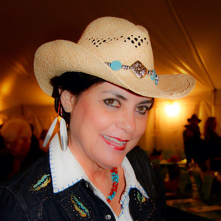 Cowboy Ball January, 2011, , George Snow Annual Event