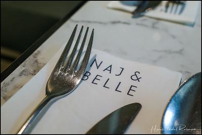 190818 Lunch at Naj & Belle
