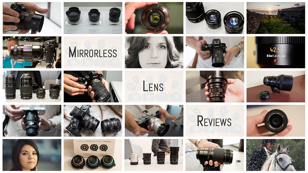 mirrorless lens reviews