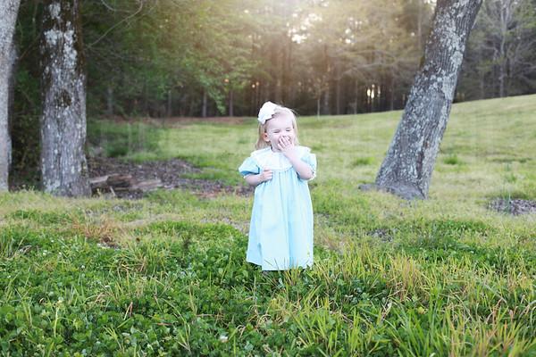 Ellie Crawford {Spring Mini}
