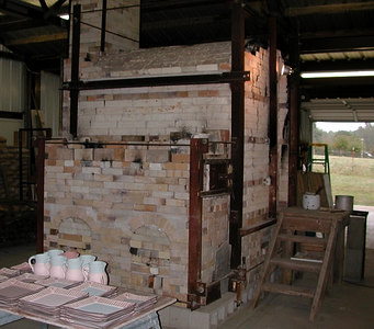 The Bourry Box Wood Fired Kiln