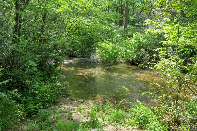 Riverside Trail @ Bradley Creek Crossing #2 -- 2,300'