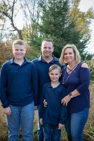 1:00 - Rhoades Family