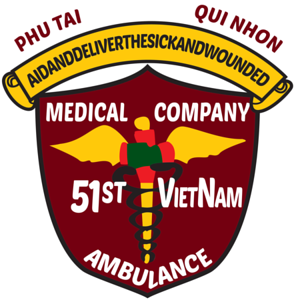 51st Medical Company Ambulance Vietnam