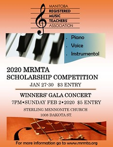 2020 Scholarship Competition