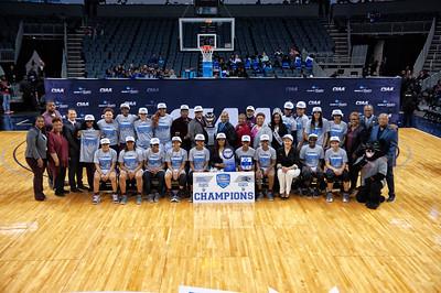 CIAA 2019 Women's Championship Virginia Union v Fayetteville St @ Strectrum Arena 3-2-19 by Jon Strayhorn