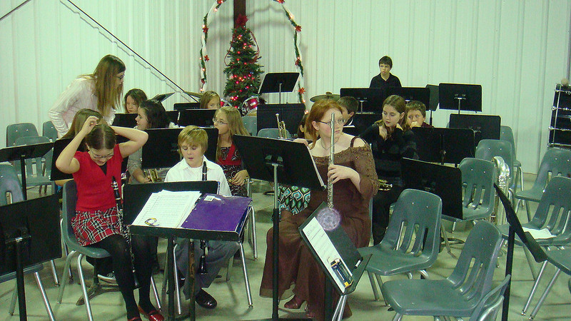 Dalton Band 6th Grade 2008