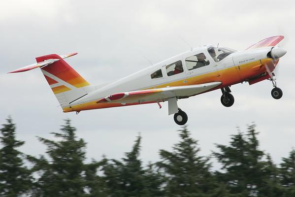 OY-JPA - Piper PA-28RT-201 Arrow IV