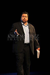 Award-winning writer, actor, director, producer, playwright, comedian and speaker, Rick Najera @ Latino Cultural Center